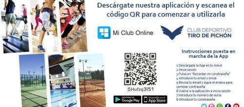 ¡Estrenamos nueva App del Club!